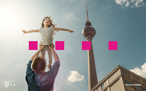 Telekom -  Production Location Casting - Andreas Lind - 2016 Europe