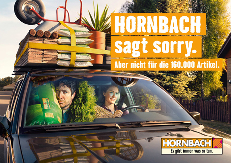 Hornbach -  Production Location -  Markus Mueller - 2017  Berlin