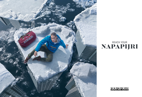 Napapijri -  Production Location Casting -  Ljubodrag Andric - 2017  Berlin
