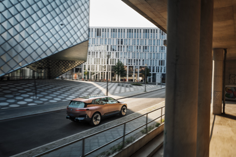 BMW iNext -  Production Location -  J. Konrad Schmidt - 2019  Berlin