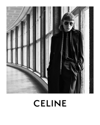 Celine -  Location -  Hedi Slimane - 2019  Berlin
